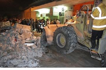 زلزله بوشهر2